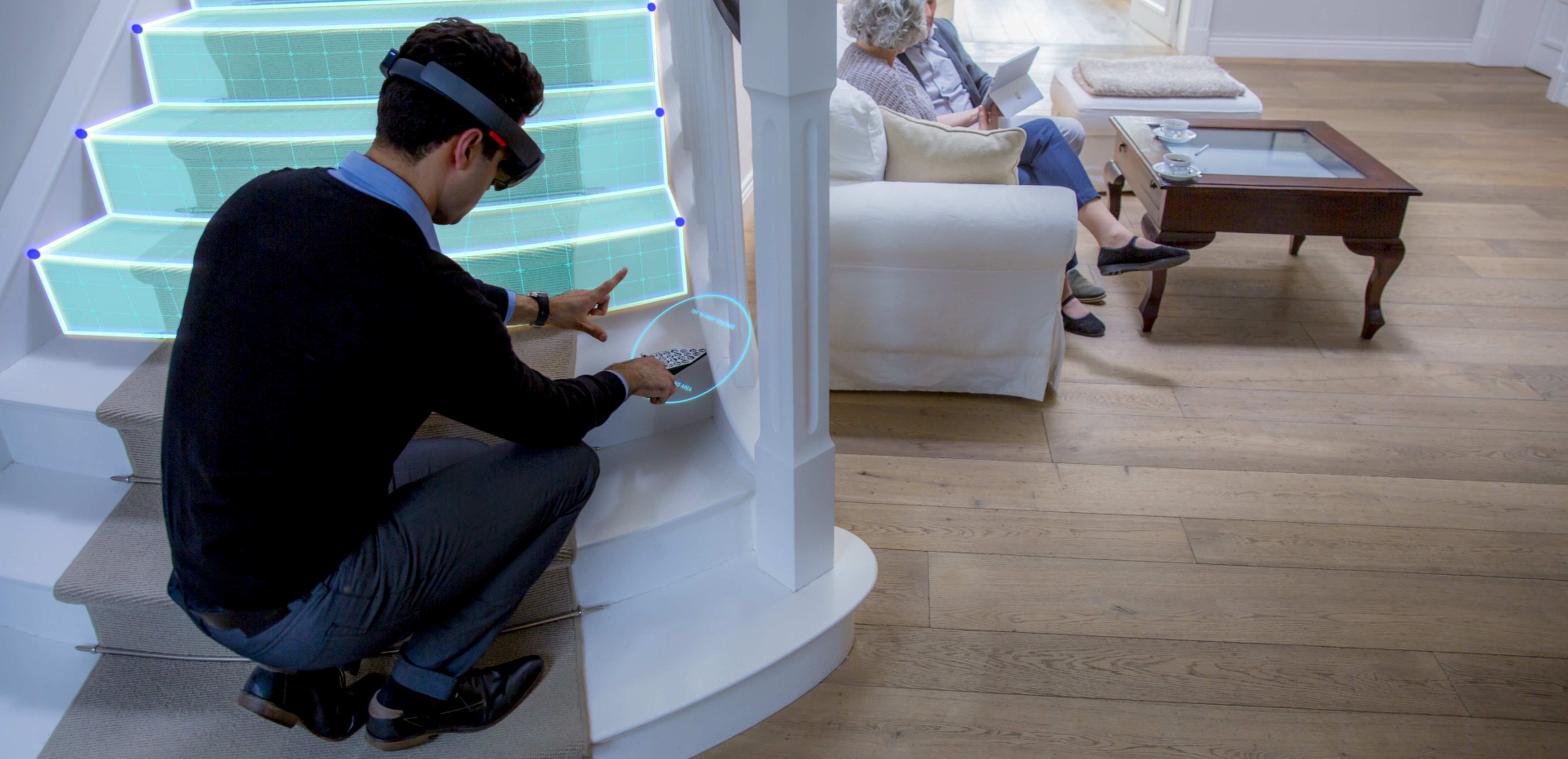 ThyssenKrupp uses HoloLens for integrated design