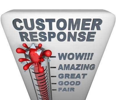 customer response